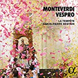 Monteverdi: Vespro Della Beata Vergine, SV 206 - Claire Lefiiliatre
