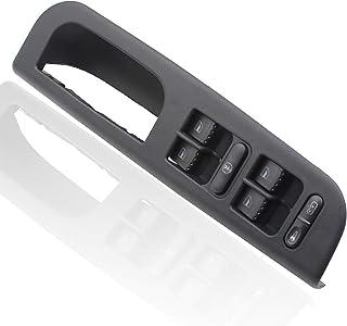 Para VW Jetta Golf Bora Mk4Master Ventana Interruptor + Panel bisel con mango ribete + Soporte