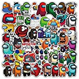 TUHAO Among Us Hot Game Graffiti Stickers For Laptop Notebook Skateboard Computer Luggage Decal Sticker 50Pcs