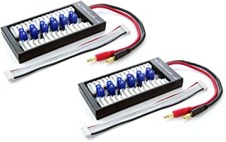 2-Pack of Paraboards - Parallel Charging Board for Lipos with EC3 Connectors