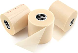 Triple Pack Sports Wrap/Athletic Tape - Professional Grade Foam - Perfect for Taping Wrist, Ankles and Knees - Ultra Strong