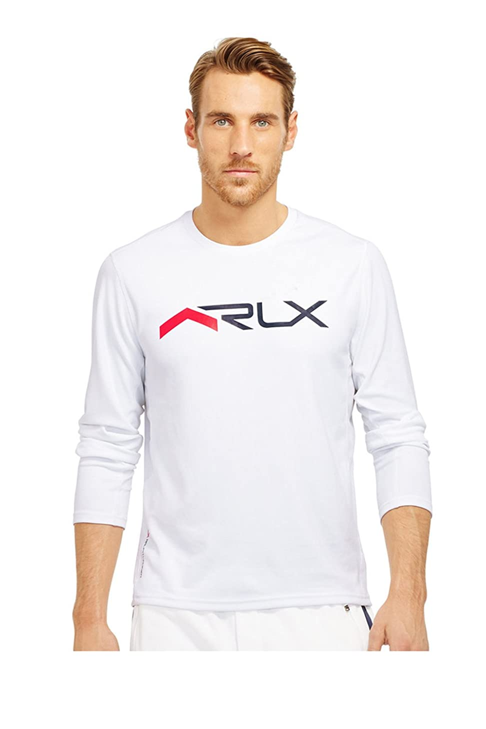 POLO Sport RLX Graphic T-Shirt (Medium)
