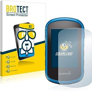BROTECT Protector Pantalla Cristal Compatible con Garmin eTrex Touch 35 Protector Pantalla Vidrio Dureza 9H AirGlass