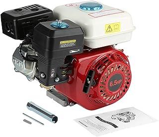 6.5 HP 4.8 KW Motor de Gasolina, Eje de 20 mm, protección