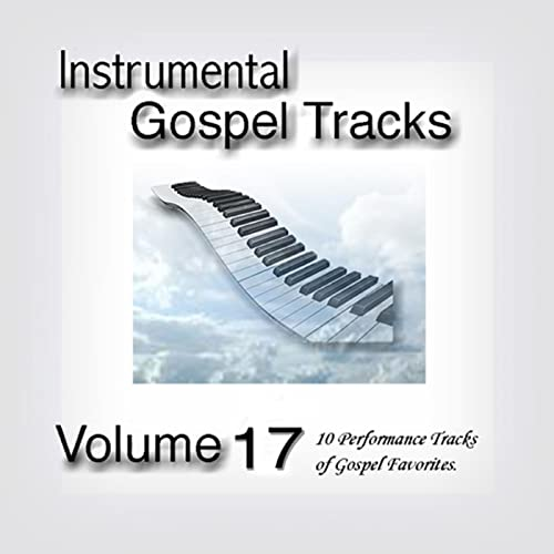 The Lord Is Blessing Me (Medium Key) [Originally Performed by Larry  Trotter] [Instrumental Track]