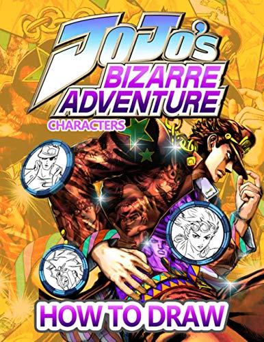 How To Draw Jojo's Bizzare Adventur…