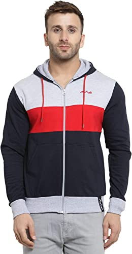 AWG All Weather Gear Men s Cotton Hooded Hoodie