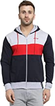 AWG ALL WEATHER GEAR Men's Cotton Hooded Neck Sweatshirt