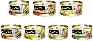 Fussie Cat Premium 7 Flavor Variety Pack - 14/2.8oz Cans