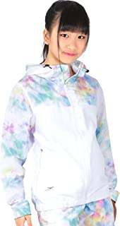 ICEPARDAL/アイスパーダル ウィンドブレーカー キッズ 女の子 男の子 撥水 UVカット 全13色 3サイズ IF-120