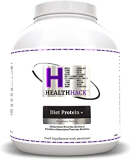 Health Hack - Diet Plus Protein, 2,5 kg, fresa