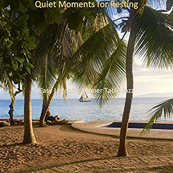 Quiet Moments for Resting