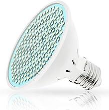 2 stuks E27 UV steriliseren gloeilampen, UVC LED-lamp huishoudelijke ultraviolet lamp voor interieur gloeilamp
