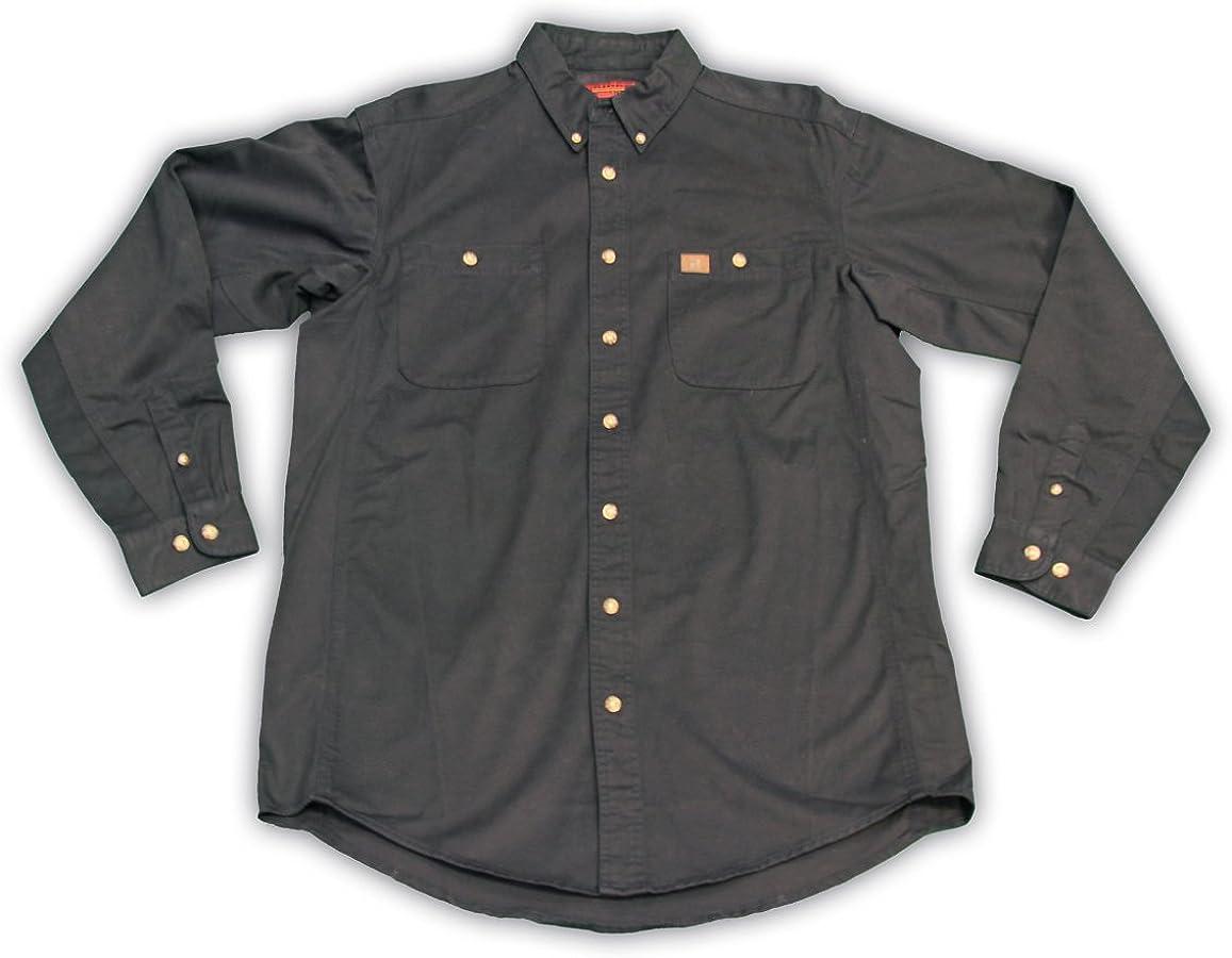 RIGGS Men's Twill Work Shirt
