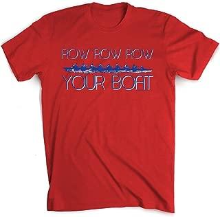 Row Row Row Your Boat T-Shirt | Crew Tees by ChalkTalk SPORTS