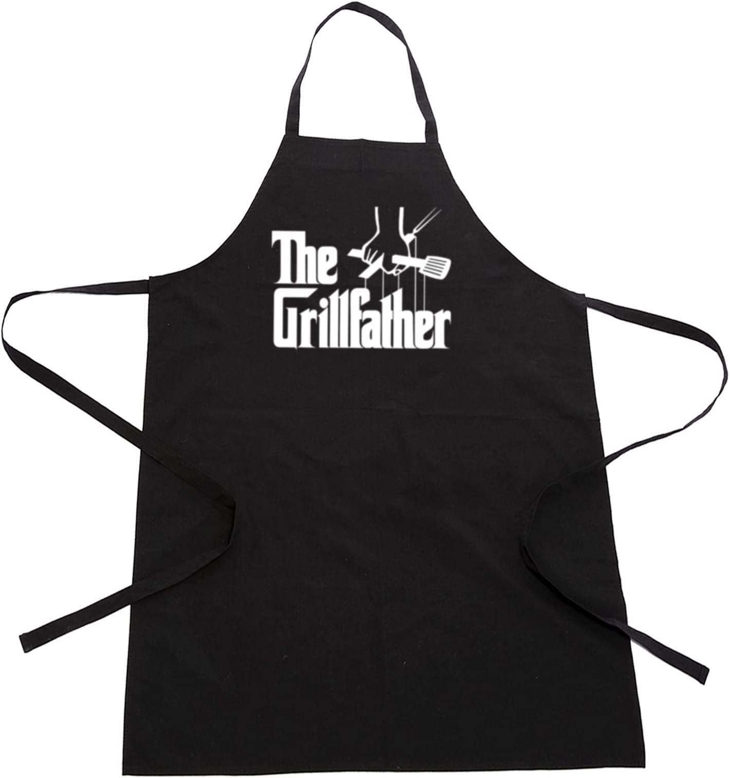 Barbecue Apron Barbecue Apron Old Miss Men/'s Collegiate,Professional Sports Team Grilling,Playoff Father/'s Day Apron,