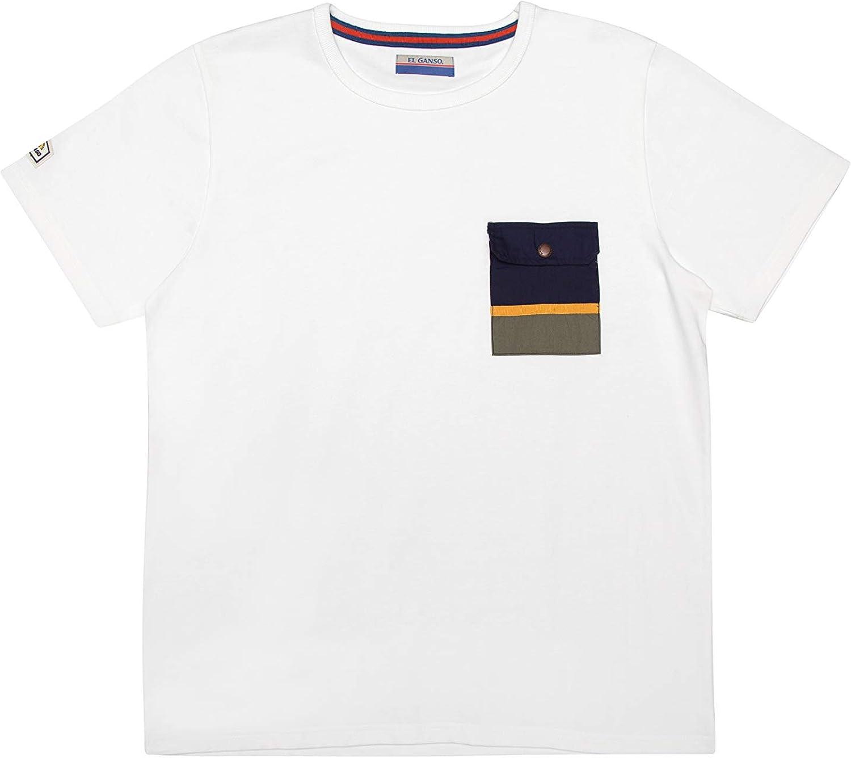 El Ganso Camiseta para Hombre