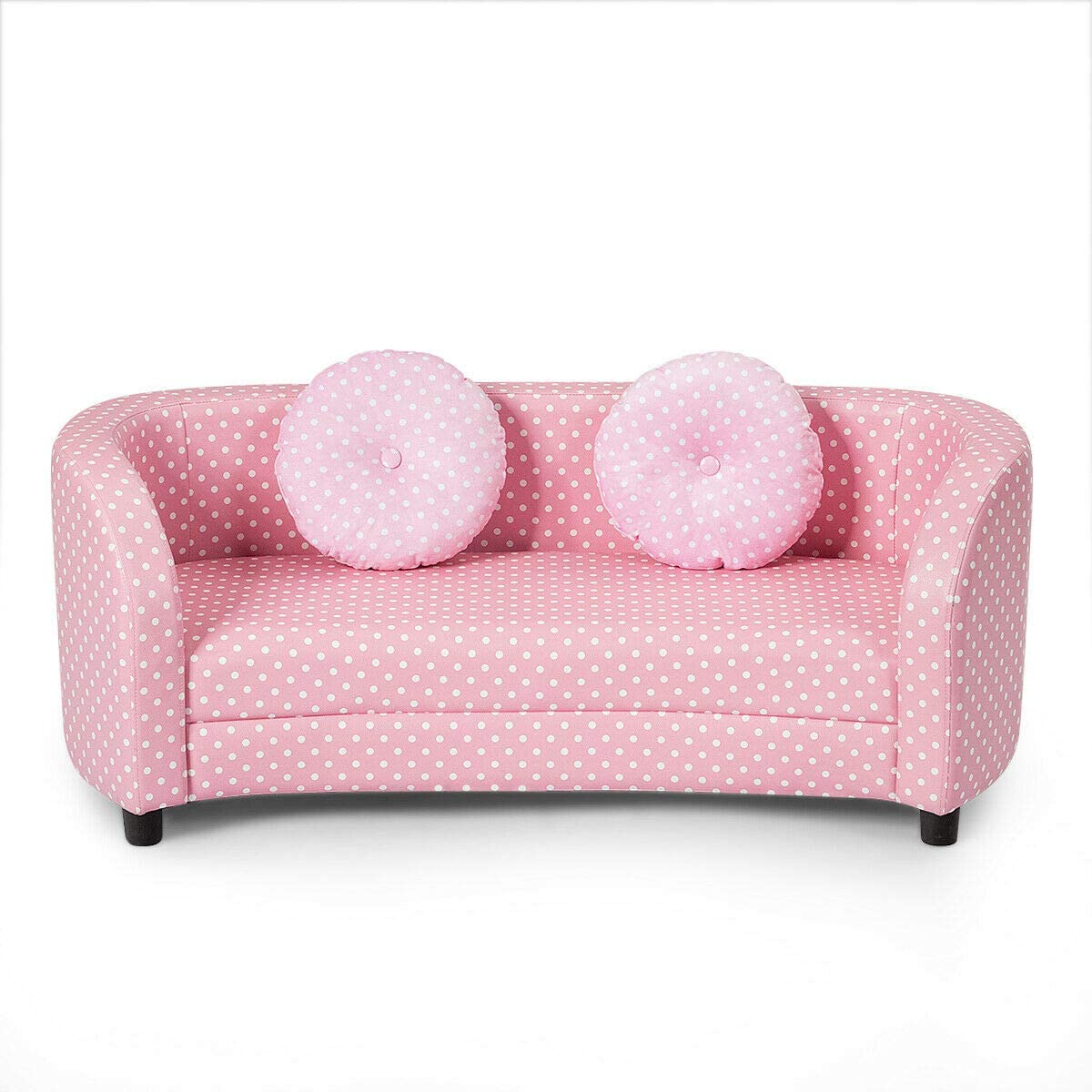 Kids Furniture Sofa Armrest Chair with Max Popular popular 63% OFF Two Gift Pillows fo Cloth