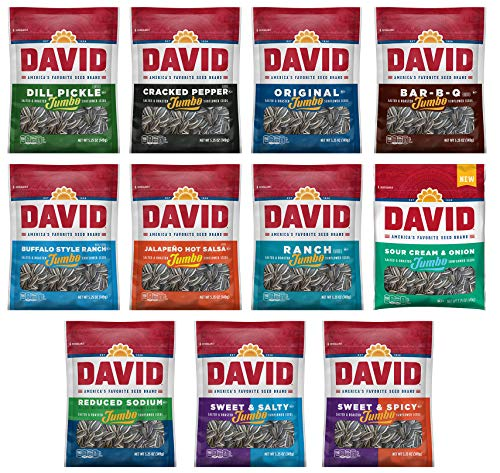 david sunflower seeds lime - 4