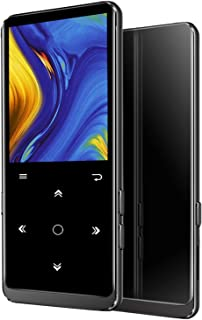 comprar comparacion 32GB Reproductor MP3, con Bluetooth 4.2, con Radio FM, Grabación, Pantalla de 2.4