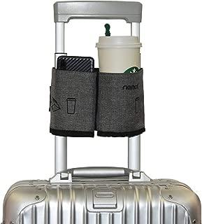 luggage drink holder