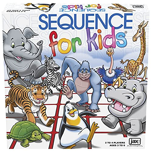 SEQUENCE for Kids -- The 'No Reading...