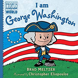 I Am George Washington cover art