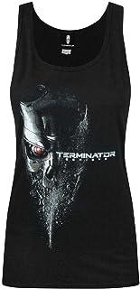 Terminator Genisys Logo Women's Vest