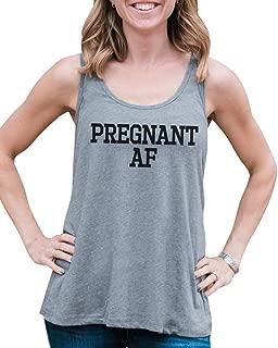 pregnant af tank