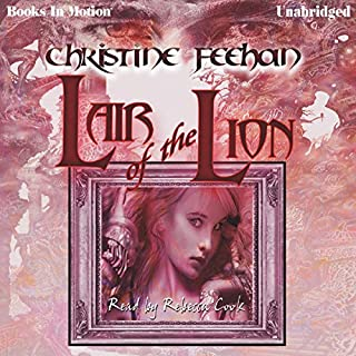 Lair of the Lion audiobook cover art