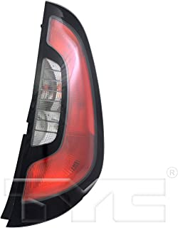 TYC 11-6651-00-1 Kia Soul Right Replacement Tail Lamp