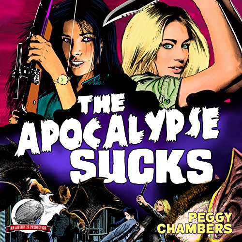 The Apocalypse Sucks audiobook cover art