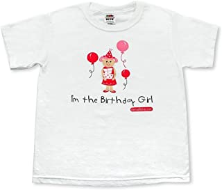 I'M THE 生日女孩 . T 恤