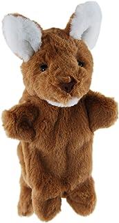 Elka Australia 1212-KANG Puppet Kangaroo Puppet Toy, 25 Centimeters