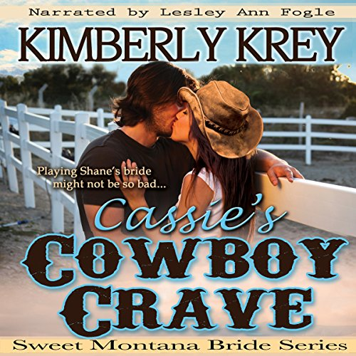 Cassie's Cowboy Crave cover art