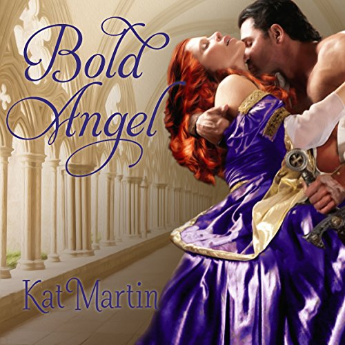 Bold Angel audiobook cover art