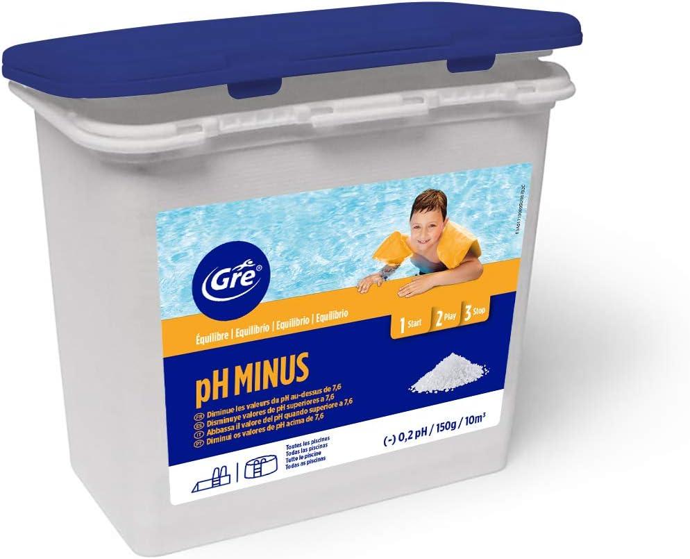 Gre 76019 - Minorador de pH granulado, 1.5 kg