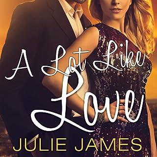 A Lot Like Love audiobook cover art