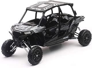 New Ray Toys 1:18 Polaris RZR XP 4 Turbo (Titanium White Metallic)