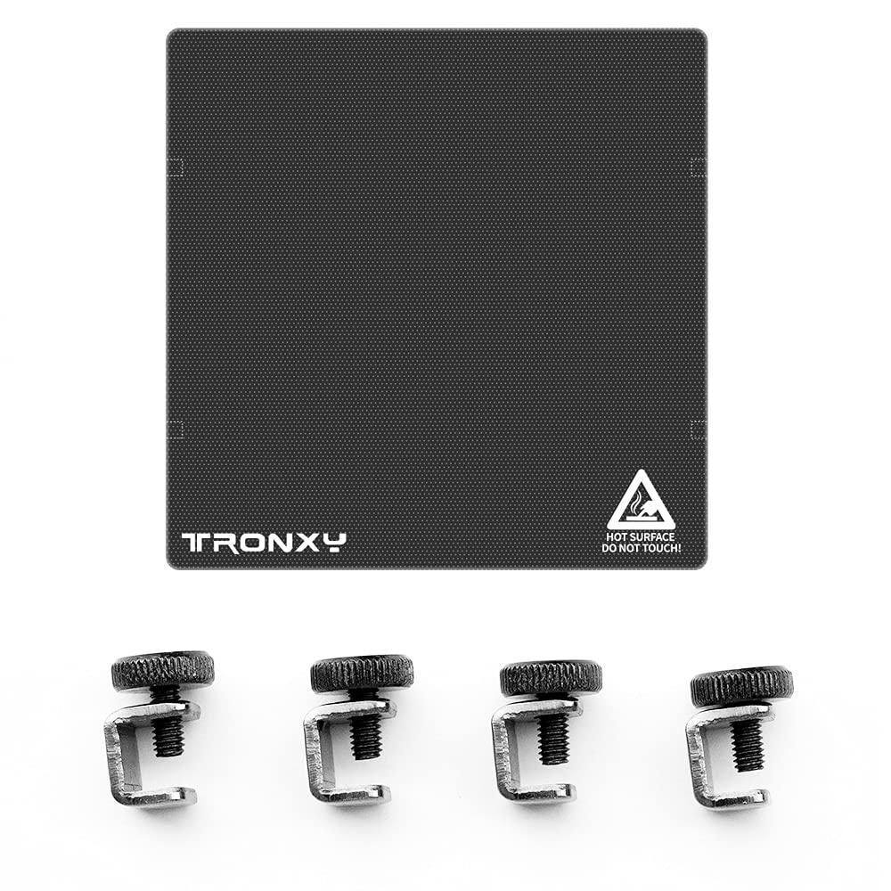 TRONXY XY-2 PRO 3D Printer Platform Ranking 35% OFF TOP4 Upgraded 25 255 Glass Bed x
