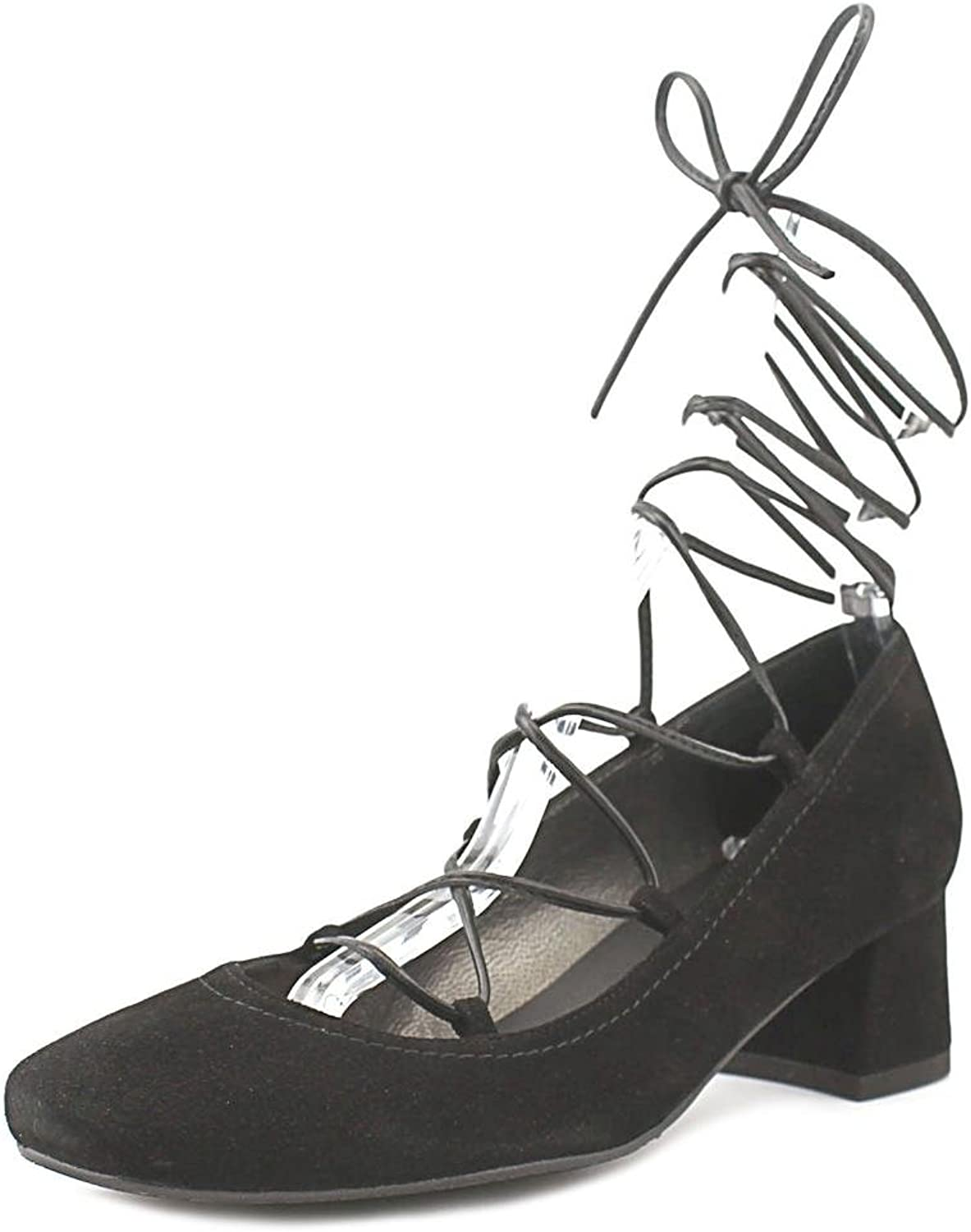 Stuart Weitzman Womens Cordon Suede Square Toe Special Occasion Strappy Sandals