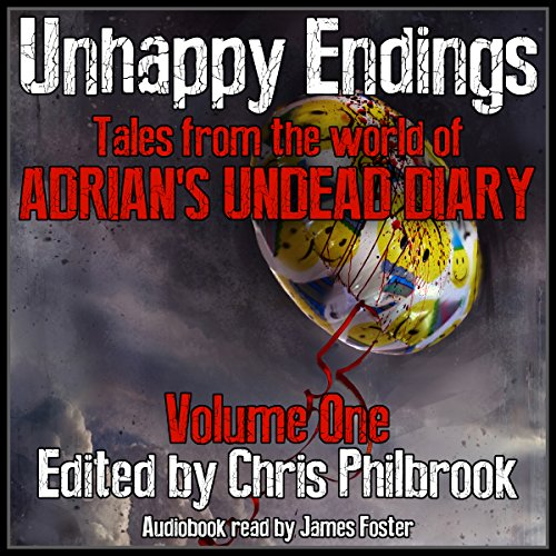 Unhappy Endings cover art