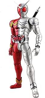 Bandai Hobby Kamen Rider W Heat Metal 1/8 - Master Grade Figurerise