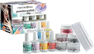 Cuccio Pro Powder Polish Dip Dipping, Starter Kit