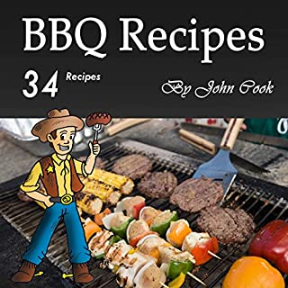 BBQ Recipes cover art