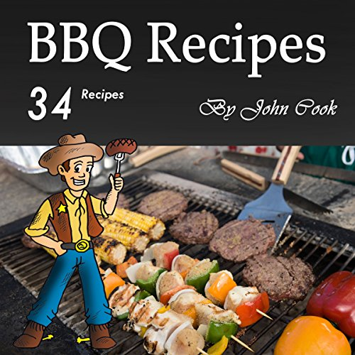 BBQ Recipes audiobook cover art