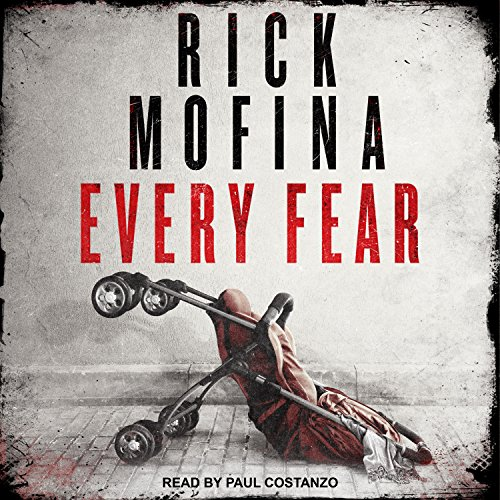 Every Fear audiobook cover art