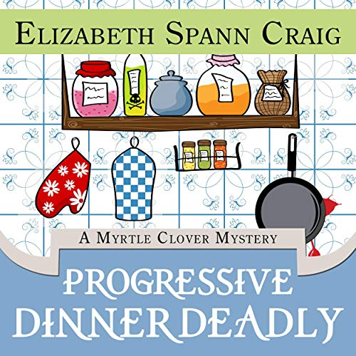 Progressive Dinner Deadly  By  cover art
