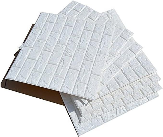 355 opinioni per 1 PCS 3D bianchi adesivi di muro di mattoni di imitazione,Decorazione Natalizia