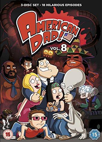 American Dad! - Series 8
